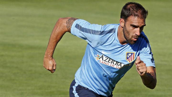 Gámez ya es uno más en el Atlético