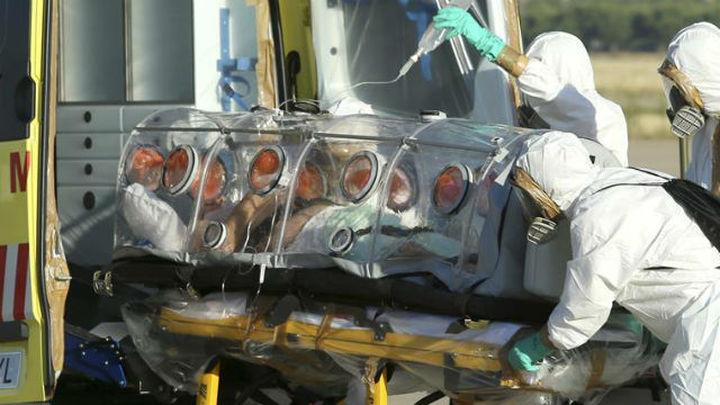 Miguel Pajares pasa la primera noche en el hospital Carlos III