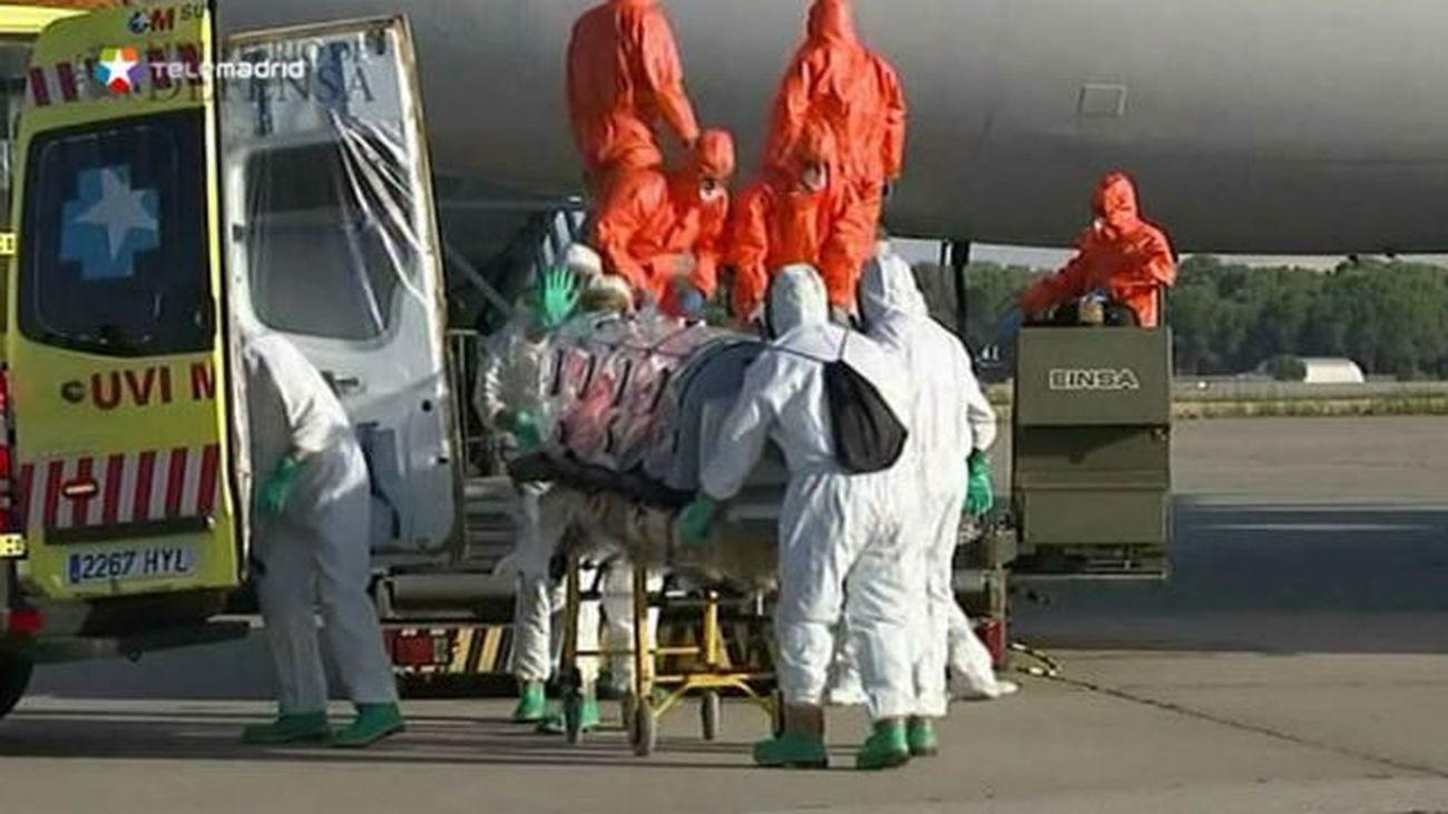 El Gobierno no cobrará los gastos de la repatriación del misionero infectado de ébola