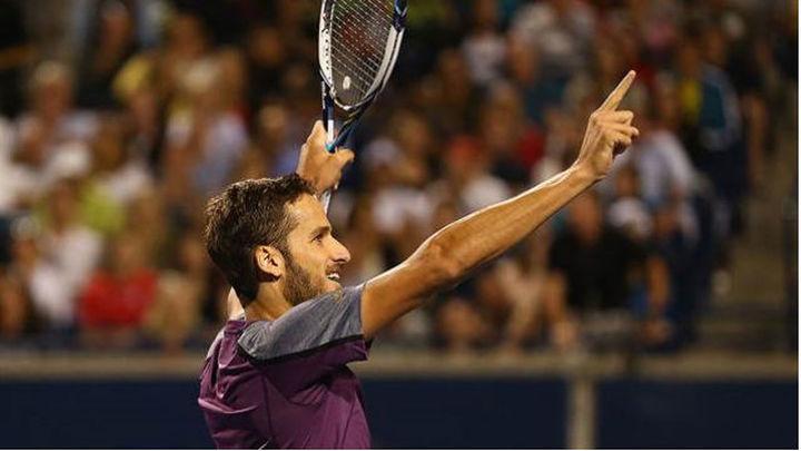 Toronto: Feliciano se cita en 'semis' con Federer