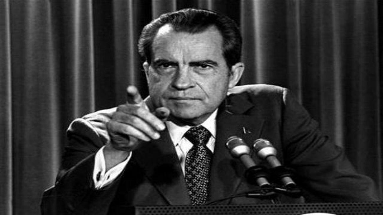 Nixon dimitió hace 40 años por el Watergate