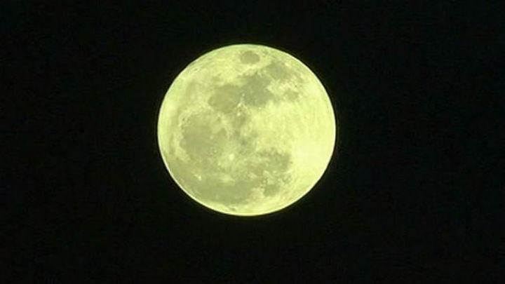 El 14 de noviembre veremos la superluna más grande en 70 años