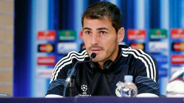"""Casillas, autocrítico: """"No he estado a mi mejor nivel"""""""