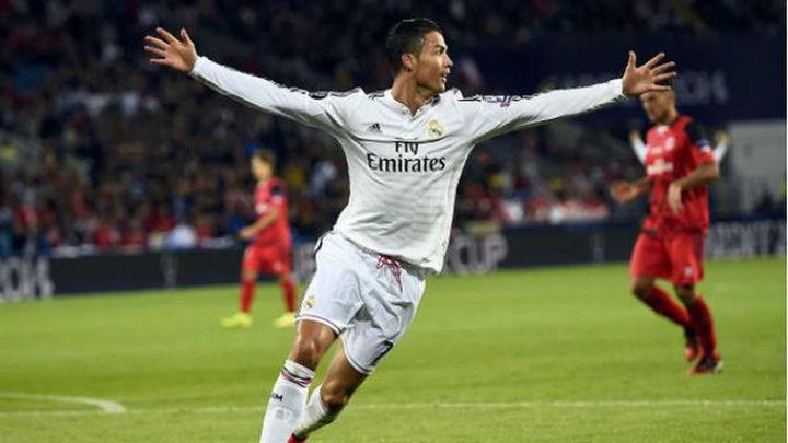 """Cristiano: """"Empezamos la temporada de la mejor manera"""""""