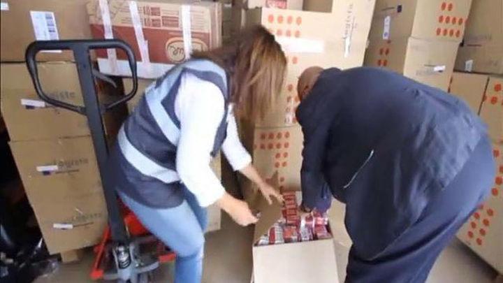 España va a intensificar los controles en la verja para evitar el contrabando