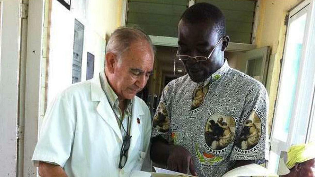 Pajares, un sacerdote dedicado a las misiones y los enfermos durante 18 años