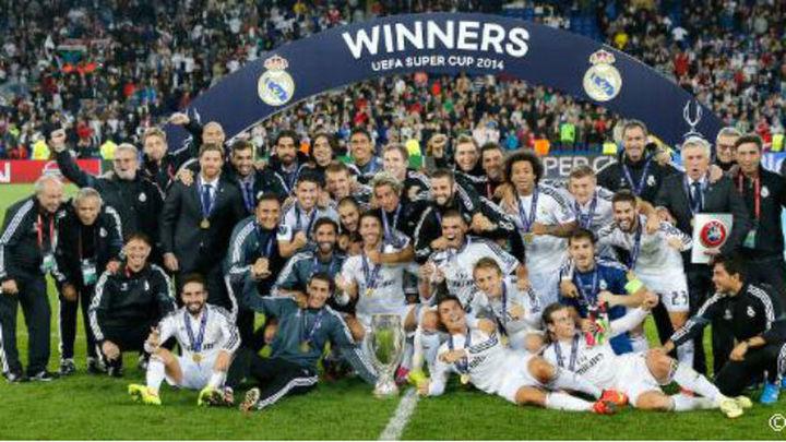 2-0. Cristiano hace al Real Madrid supercampeón de Europa