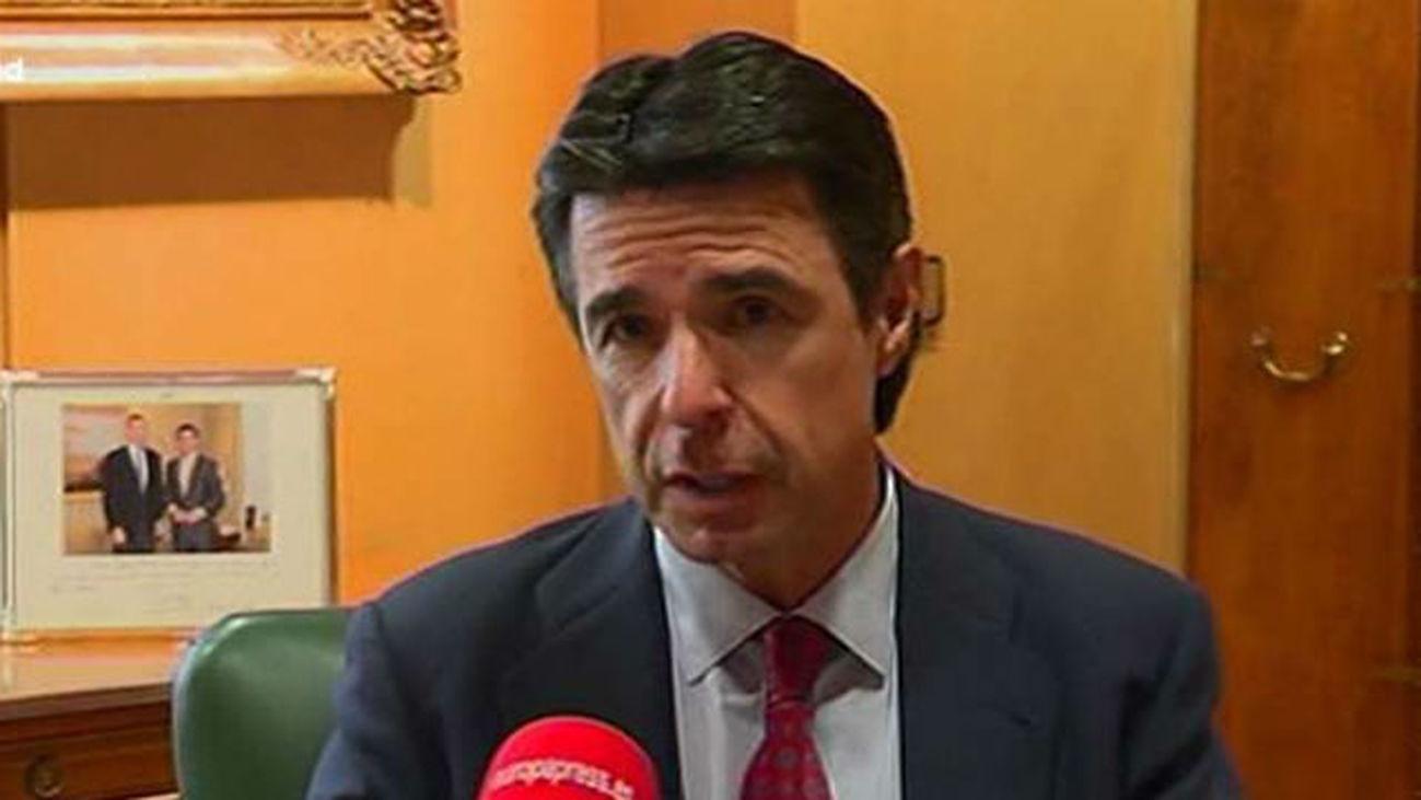 """El PP celebra la """"rectificación"""" de Soria:  """"Es la mejor solución posible"""""""
