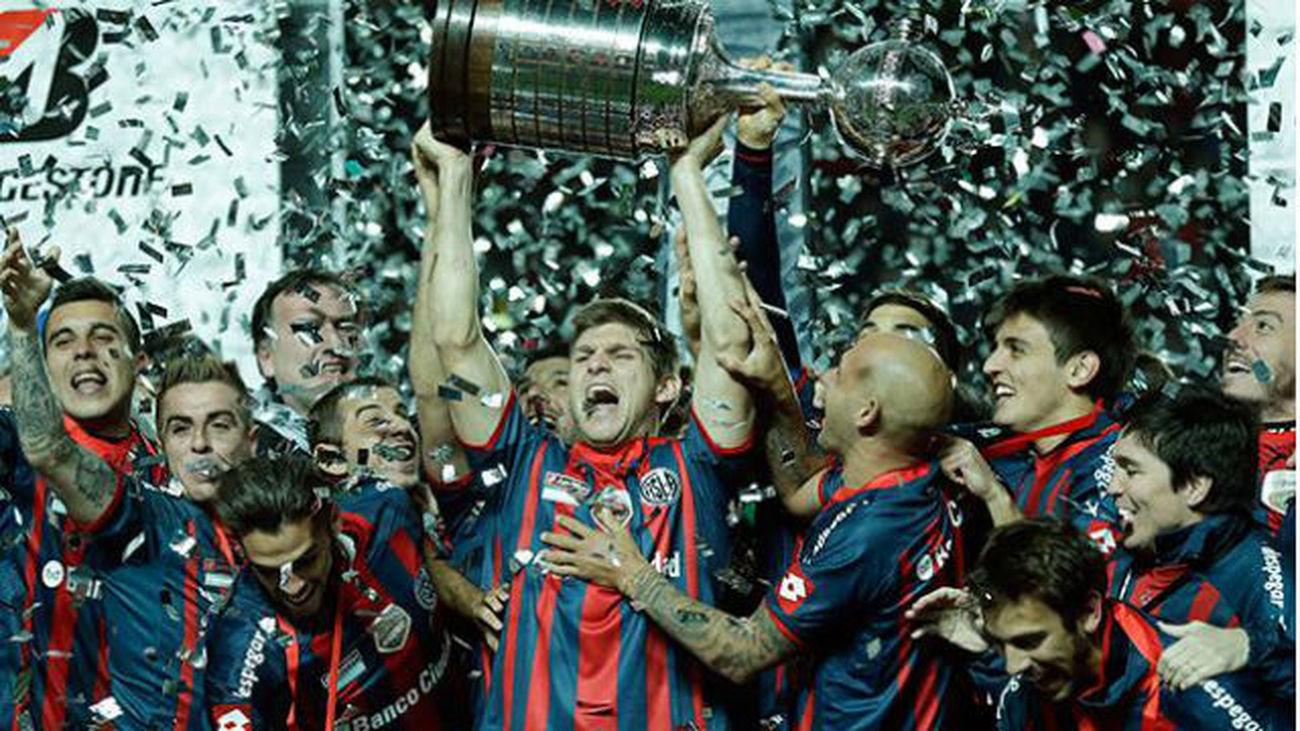 San Lorenzo conquista su primera Copa Libertadores