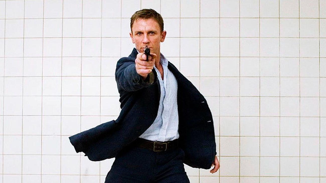 Daniel Craig confirma que James Bond 25 será su despedida como 007