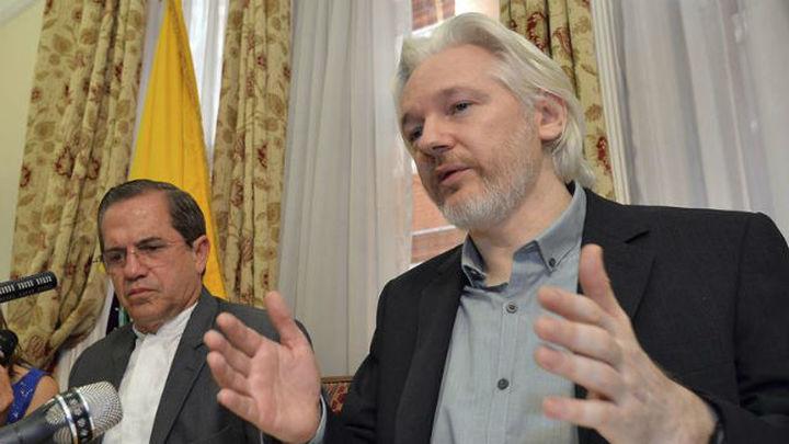La fiscalía sueca está dispuesta a viajar a Londres a interrogar a Julian Assange