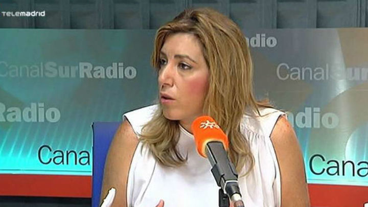 Susana Díaz supera en 6 puntos al PP en Andalucía y Podemos, tercera fuerza