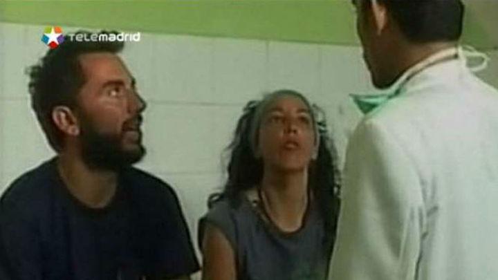 Dos españoles desaparecidos en el naufragio de Indonesia