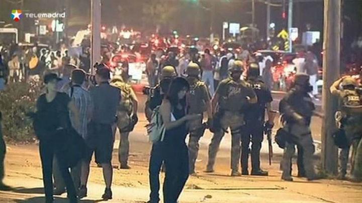 El gobernador de Misuri moviliza a la Guardia Nacional ante los disturbios