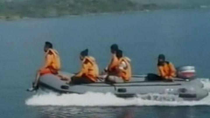 Indonesia prevé seguir buscando a los españoles desaparecidos, según sus familias