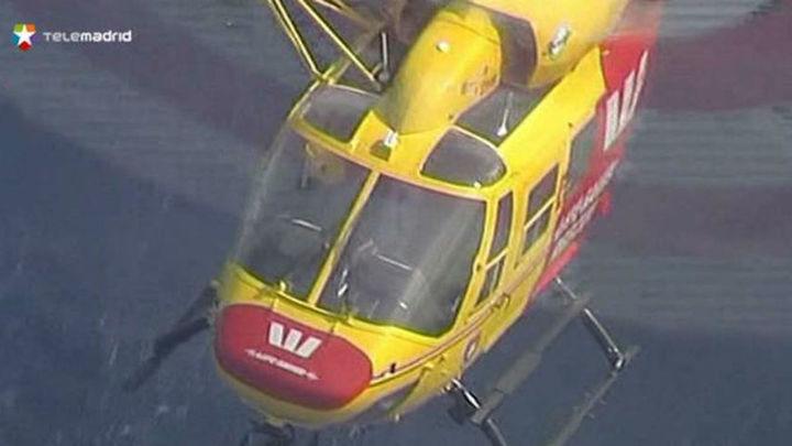 Un helicóptero y barcos buscan a los españoles desaparecidos en Indonesia