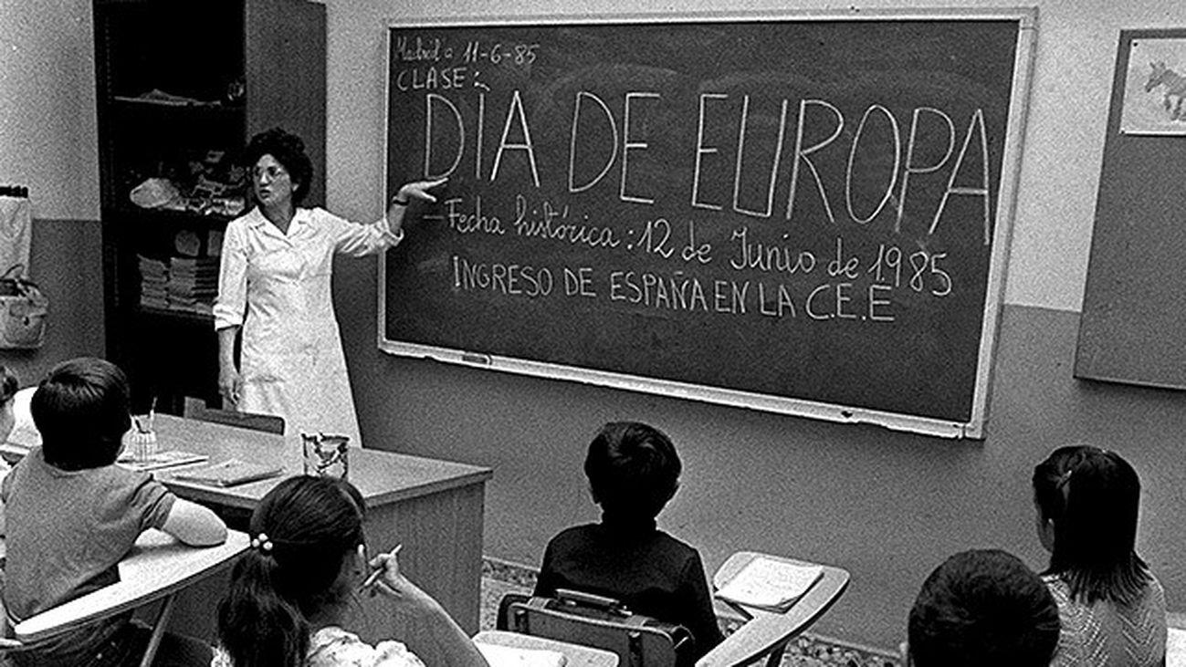 Madrid en la Mirada: Somos europeos
