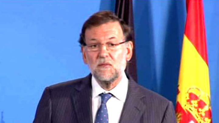 Rajoy dice que sea alcalde el más votado respeta mucho más la voluntad ciudadana