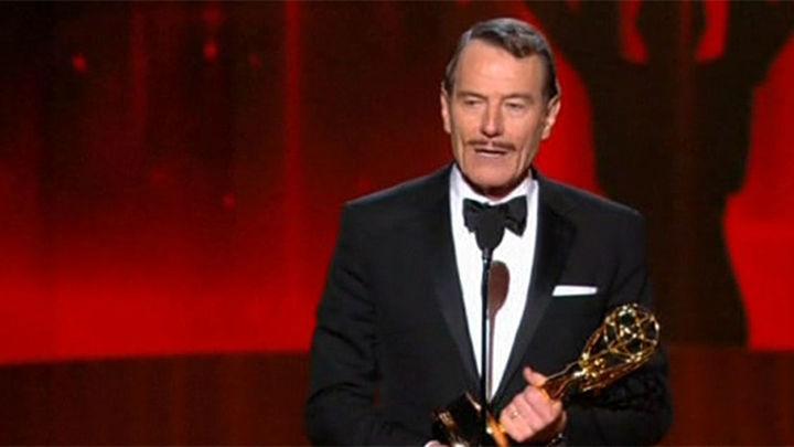 'Breaking Bad' y 'Modern Family', principales vencedoras de los Emmy