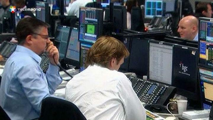 La prima de riesgo baja de los 129 puntos, con el interés del bono a diez años en el 2,23%
