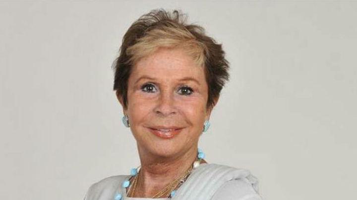 Lina Morgan ya está fuera de la UCI del Hospital Beata María Ana