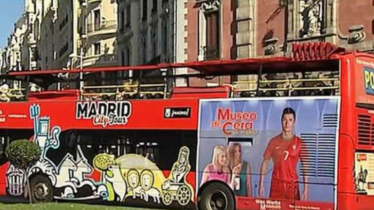 El turismo extranjero gastó 744 millones en septiembre en Madrid