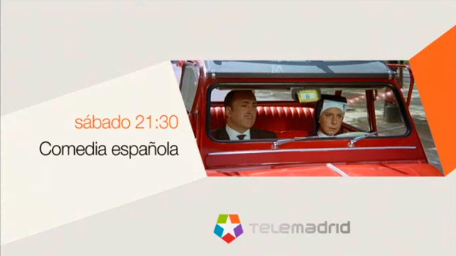 Comedia española, los sábados en Telemadrid