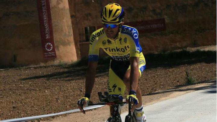 """Contador: """"Voy a intentar ganar La Vuelta"""""""