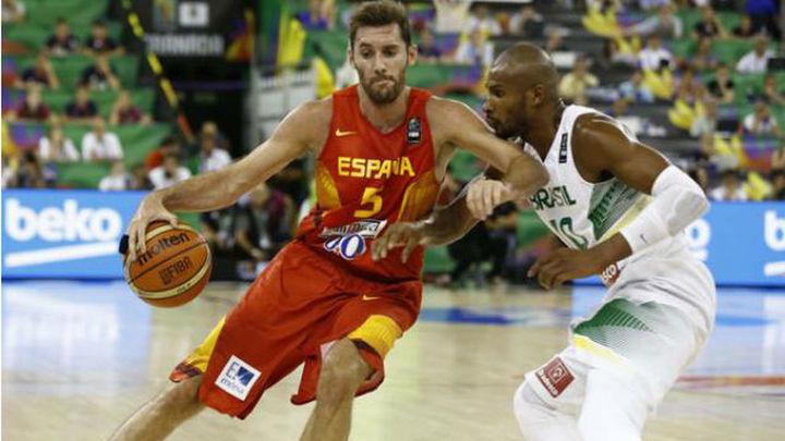 Rudy Fernández se plantea renunciar al Eurobasket