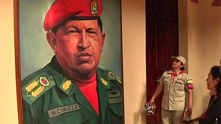 Venezuela estrena una versión chavista del Padre Nuestro