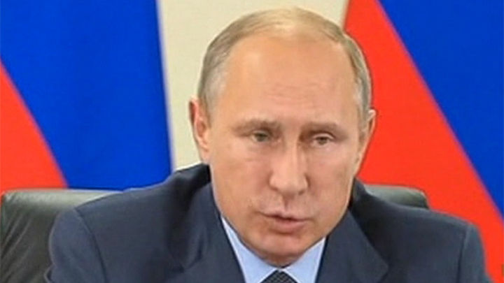 Putin se reune con Obama, Rohani y Castro