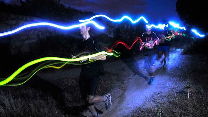 La noche también es de los 'runners'