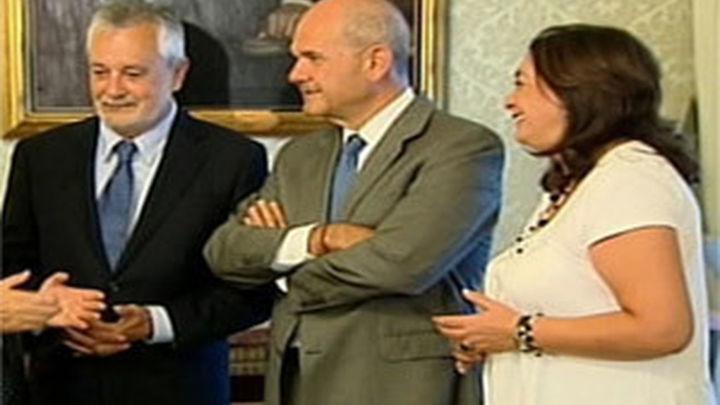 El Supremo pregunta al fiscal si ve indicios de delitos contra Chaves y Griñán