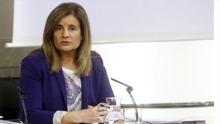 """Báñez afirma que los datos de la EPA del segundo trimestre serán """"históricos"""""""