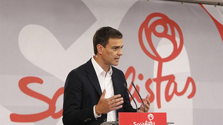 El PSOE desarrolla una campaña masiva contra la reforma electoral