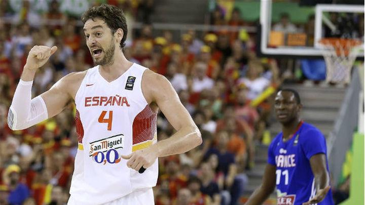 España-Francia, por un billete para semifinales