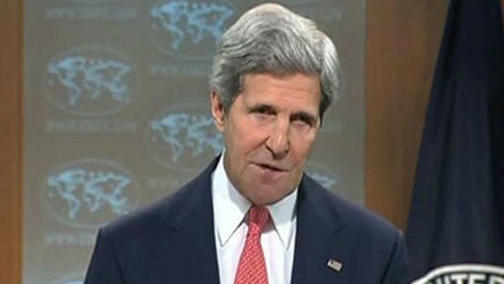 Kerry anuncia la remodelación del Ejército iraquí para luchar contra el Estado Islámico