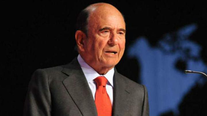 Fallece el presidente del Santander, Emilio Botín, a los 79 años