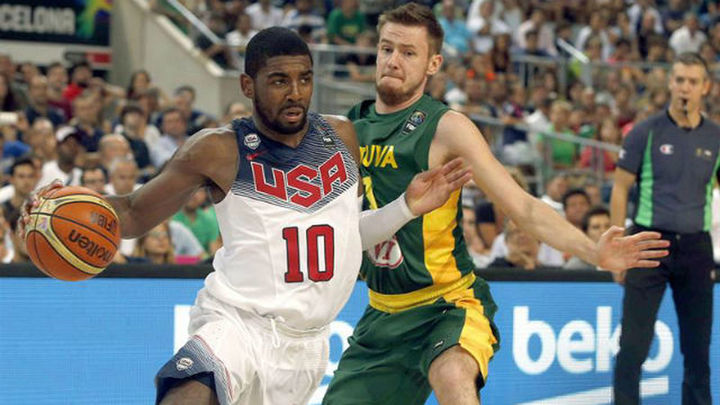 96-68. EEUU aplasta a Lituania y jugará su octava final