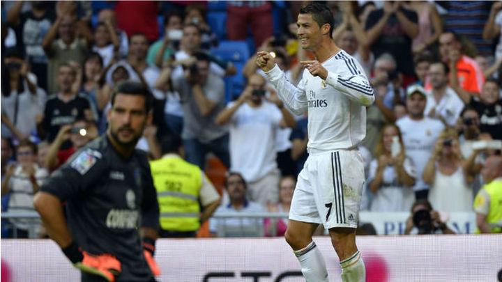 Moyá contra la 'pegada' de CR7, la zurda de Bale y variantes de Benzema