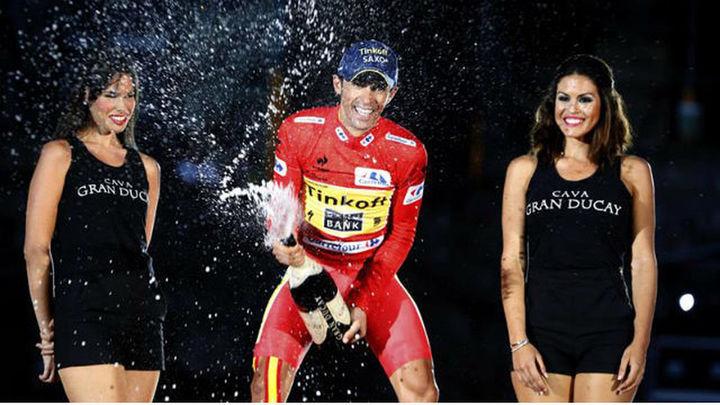 Contador conquista su tercera Vuelta