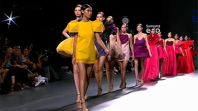 Los nuevos talentos de la Fashion Week Madrid
