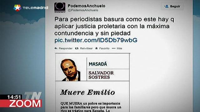 Desde Podemos, todavía, no se han pedido disculpas...