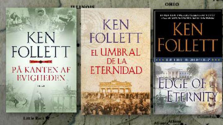 La nueva obra de Ken Follet llega a las librerías