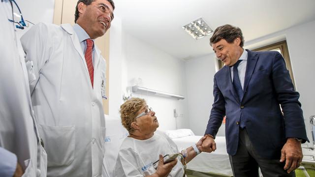 La nueva Unidad Coronaria del Hospital Ramón y Cajal, la más grande de la región