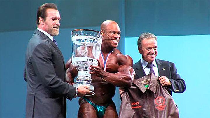 Madrid volverá a sacar músculo en la V Edición del Arnold Classic