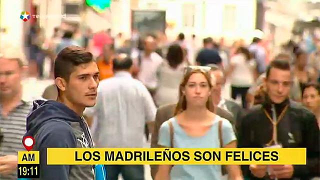 Aquí en Madrid 18.09.2014