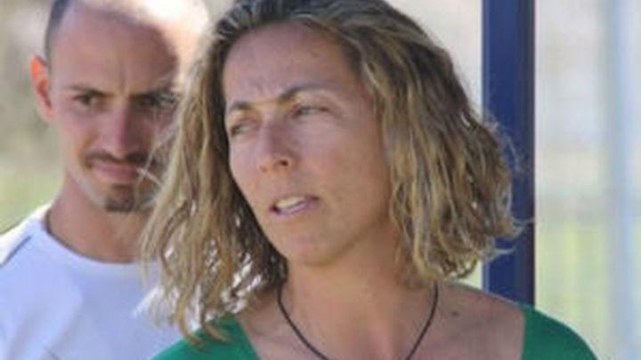 Gala León, capitana de la Copa Davis