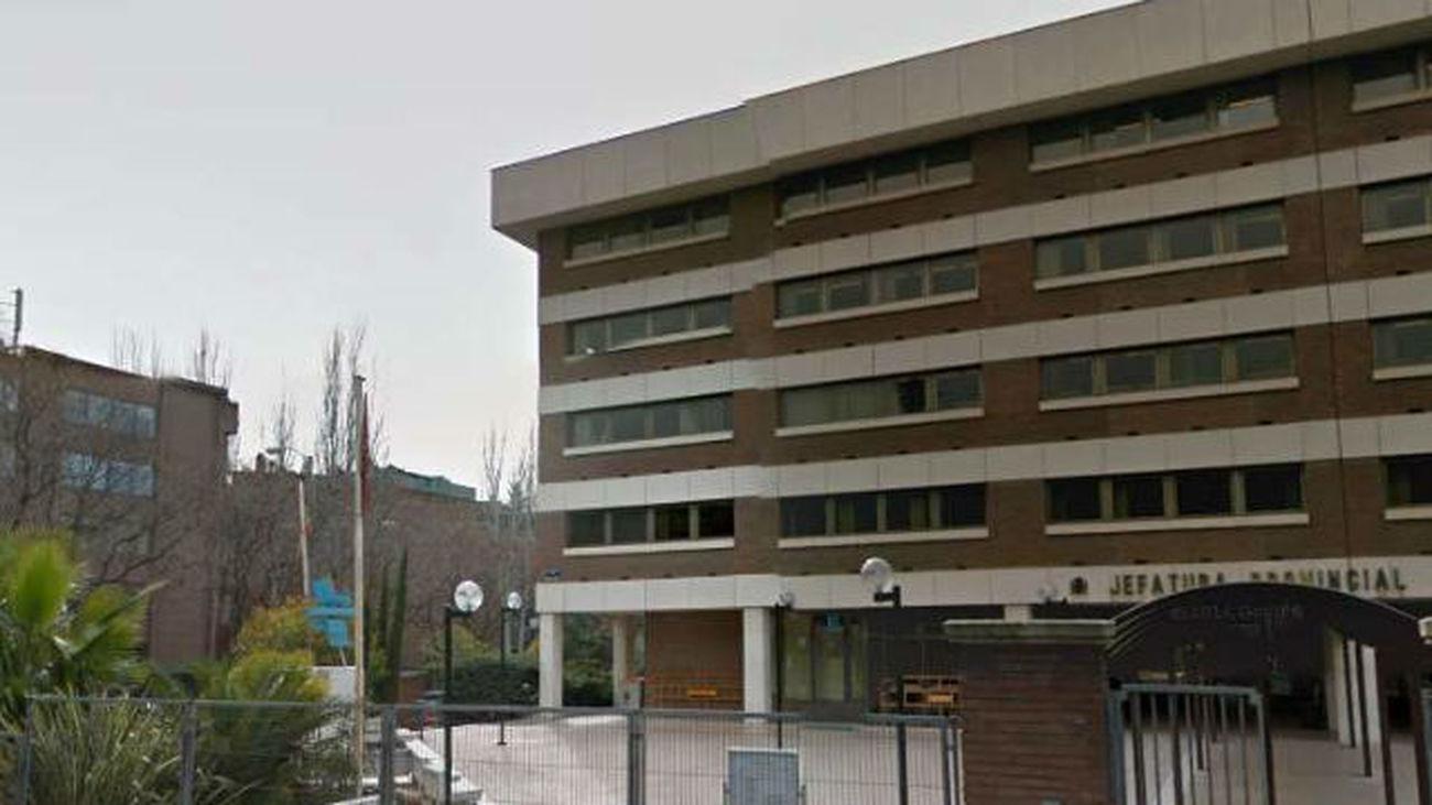 La jefatura de Tráfico de Madrid suprime el pago en metálico de tasas