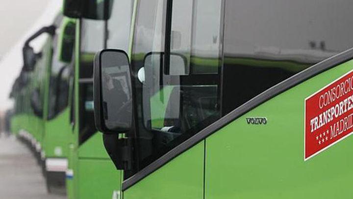 Seis líneas de autobús unirán el Hospital de Villalba con la zona norte de Madrid